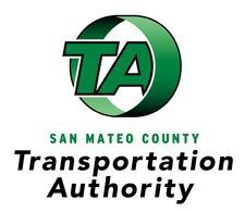 The San Mateo County Transportation Authority  logo