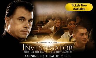 The Investigator Exclusive Movie Screening Sept. 14 @...