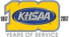 Kentucky High School Athletic Association logo