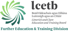 Limerick and CLare ETB, Further Education and Training Division logo
