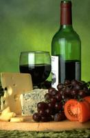 """French Wine and Cheese Tasting"""