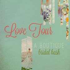 Wedding Love Tour logo