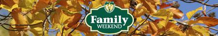 Family Weekend 2013!