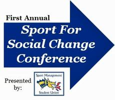 Sport For Social Change Conference presented by Drexel ...