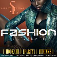 SELECT FASHION SATURDAY