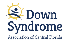Down Syndrome Association of Central Florida logo