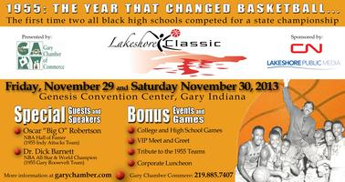Lakeshore Classic and CN presents The Game That...