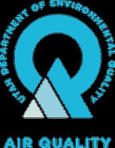 Utah Division of Air Quality  logo