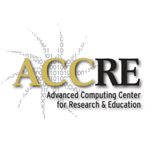 Advanced Computing Center for Research/Education logo