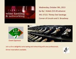 Wine Tasting & Networking