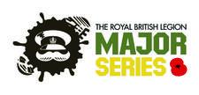 The Royal British Legion Major Series logo