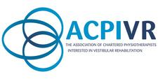 ACPIVR: Association of Chartered Physiotherapists in Vestibular Rehabilitation logo
