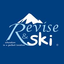 Revise and Ski logo
