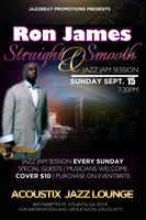 Jazz Jam Session Hosted by Ron James