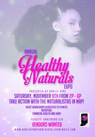 Annual Healthy Naturals Expo