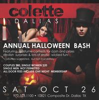 Colette Dallas Annual Halloween Bash