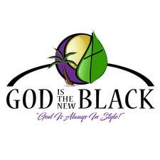 God Is The New Black, Inc. logo