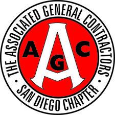AGC San Diego Chapter logo