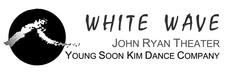 WHITE WAVE Young Soon Kim Dance Company logo