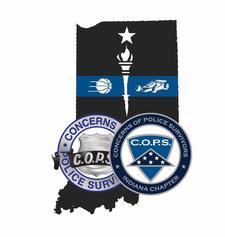 Indiana Concerns of Police Survivors logo