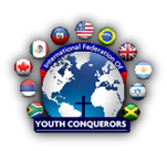 International Federation of Youth Conquerors Inc. logo