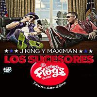 """JKing y Maximan """"Los Sucesores"""" @SenorFrogsOrlando"""