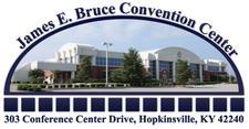 James E. Bruce Convention Center logo