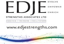 EDJE Strengths Associates  logo
