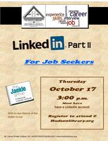 Linkedin for Job Seekers Part II