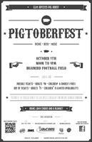 GLM Jaycees Pigtoberfest