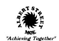 Albert Street Primary School logo