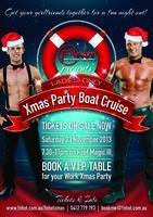 FN Hot Xmas Boat Cruise