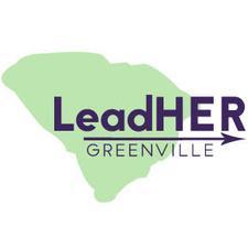 LeadHER Greenville logo