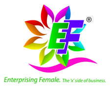 Enterprising Female logo