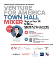 ACA-Detroit Presents: Venture For America Town Hall...