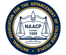 NAACP Houston Branch logo