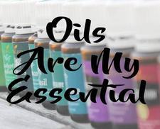Oils Are My Essential logo