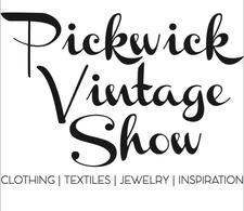 Pickwick Vintage Show logo