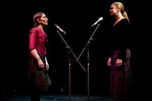Meredith Monk and Katie Geissinger: Dancing...