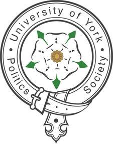 University of York Politics Society  logo