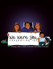 We Were You Foundation, Inc  logo
