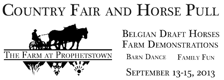 Country Fair and Horse Pull