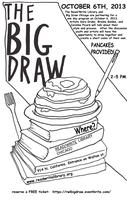 BIG DRAW! Comix Workshop & Pancakes at the Read/Write...
