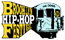The 2012 Brooklyn Hip-Hop Festival logo