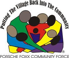 Porsche Foxx Community Force (PFCF) logo