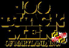 100 Black Men of Maryland Inc. logo