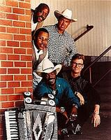 ZYDECO FLAMES--Live on Tap!