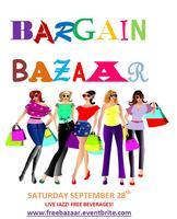 BARGAIN BAZAAR FUNKY JUNK FRUGAL FLEAMKT FALL FEST LIVE...