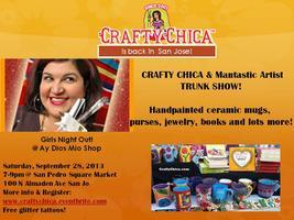 Girls Night with Crafty Chica
