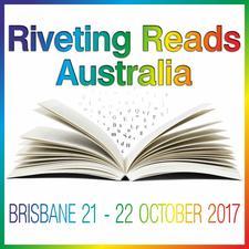 Riveting Reads Australia logo